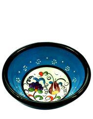 turkish ceramic bowl, handmade turkish bowl, turkish bowl, handmade ceramic bowl, moroccan ceramic bowl, meze platters, meze bowls