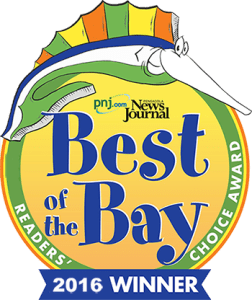 best of the bay award