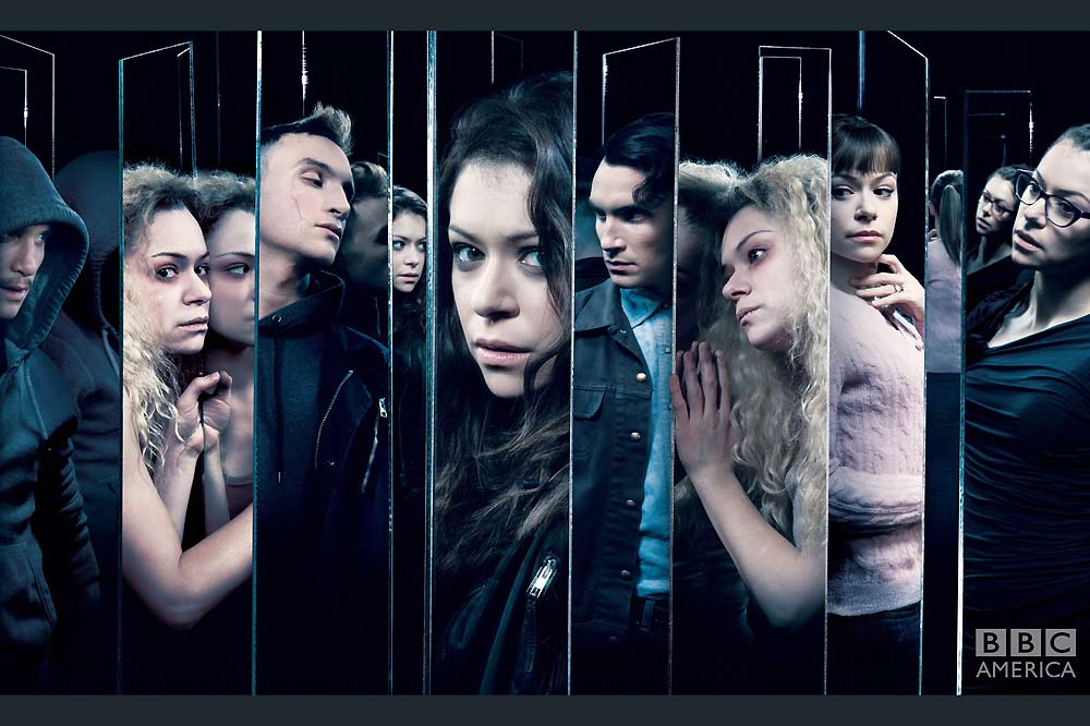 Orphan Black - Season 3 promo art
