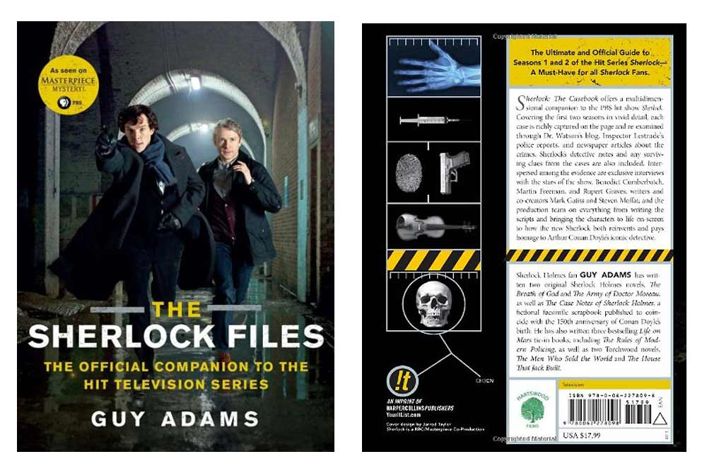Sherlock Files-Guy Adams