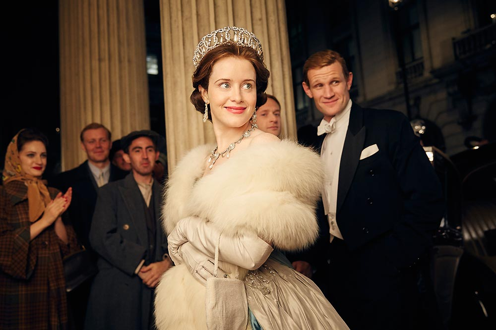 Netflixs' The Crown