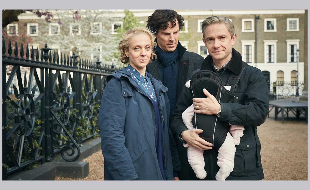 Sherlock Season 4-6 Thatchers