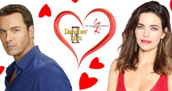 valentine's day soap operas days of our lives the young and the restless