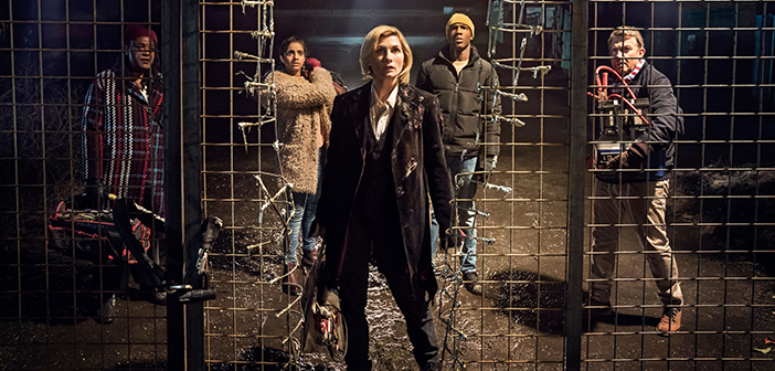 watch new doctor who canada