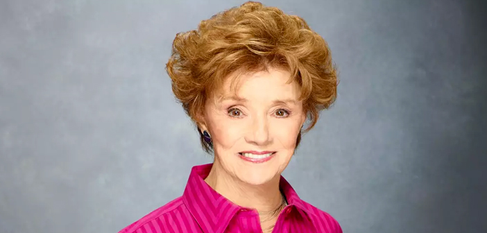 days of our lives peggy mccay has passed away