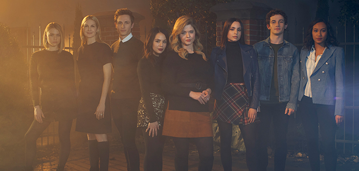 Pretty Little Liars: The Perfectionists Debuts on W Network