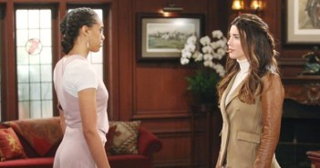 will zoe betray thomas on bold and the beautiful