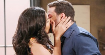 days of our lives spoilers gabi kisses jake