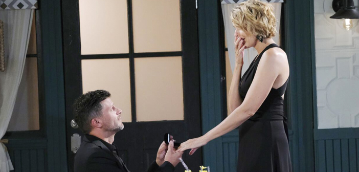 days of our lives spoilers eric proposes to nicole