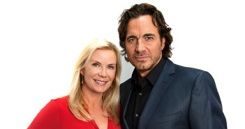 thomas comes between ridge and Brooke bold and the beautiful spoilers