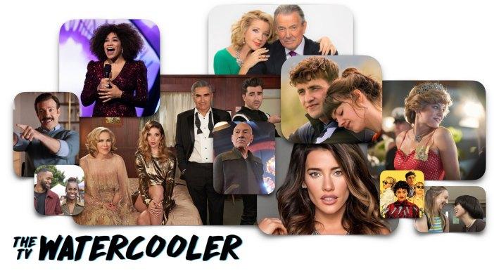 the tv watercooler