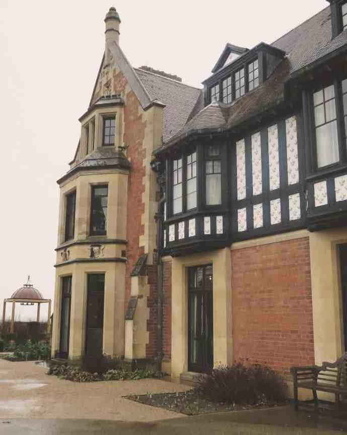 Review of The Wood Norton hotel