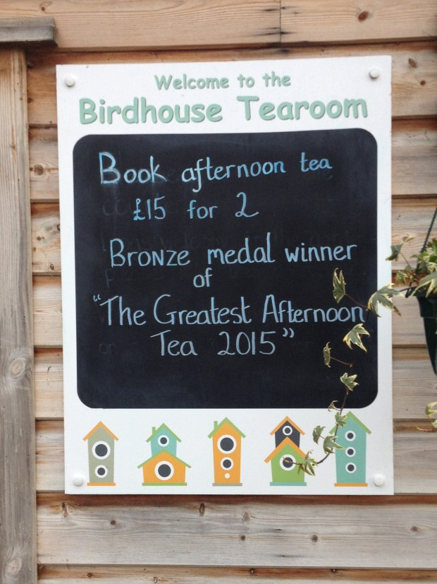 The Birdhouse Tearoom