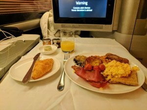 BA First Class Review