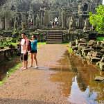 Friday Flashback-Rainy Season in Cambodia