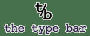 The Type Bar Logo