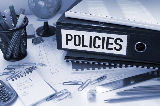 Are You Training Your Team Or Simply Writing Policies?