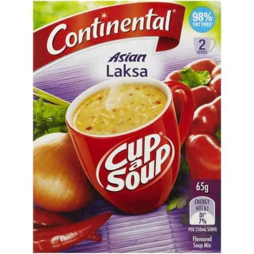 Hiking Food: Soup