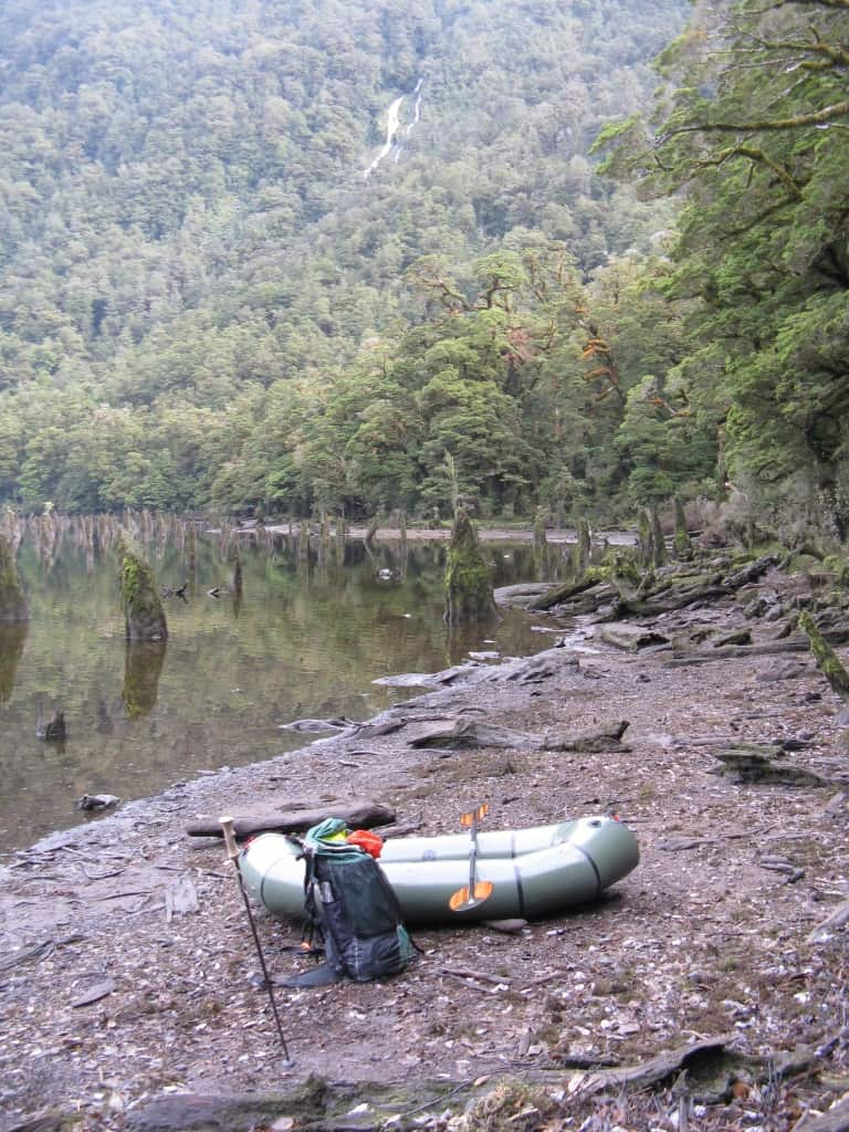 Dusky Track: Canoeing the Seaforth