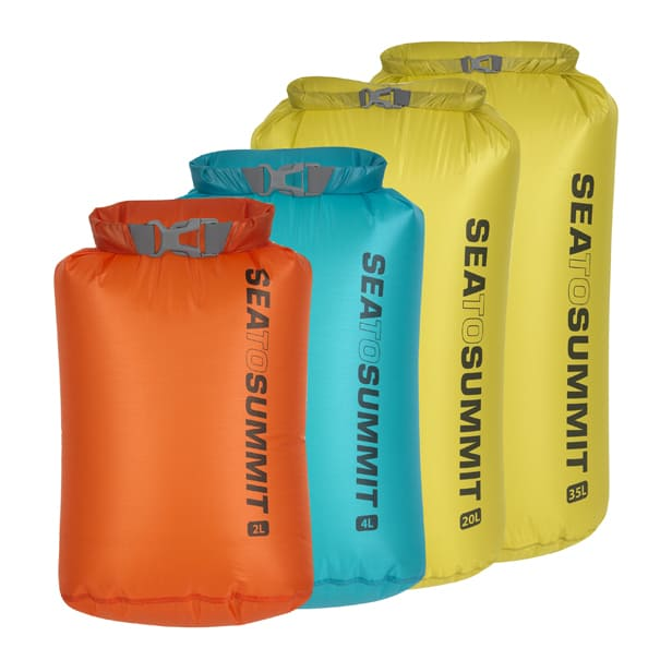 DRY BAGS: Sea to Summit Ultra-Sil Nano: