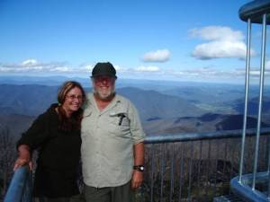 February: The Pinnacles, Wonnangatta-Moroka NP