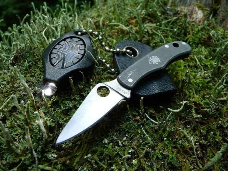Spyderco Bug, Photon Freedom Micro