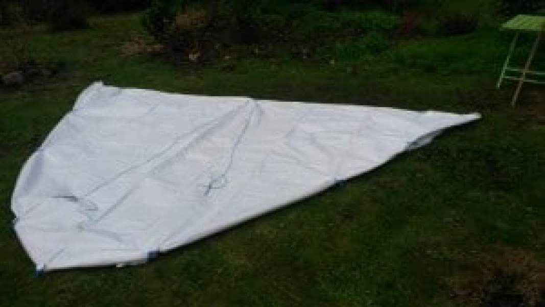 Tarp Top View