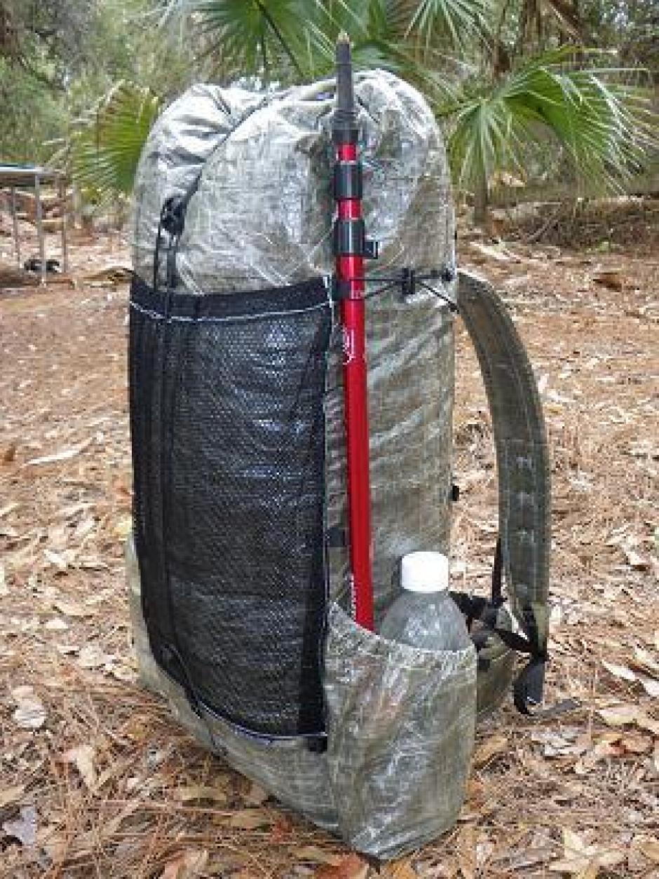Zpacks Blast 58 litres 235 grams @ $200