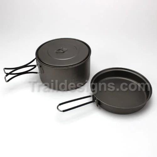 Ultralight Cook Pots: