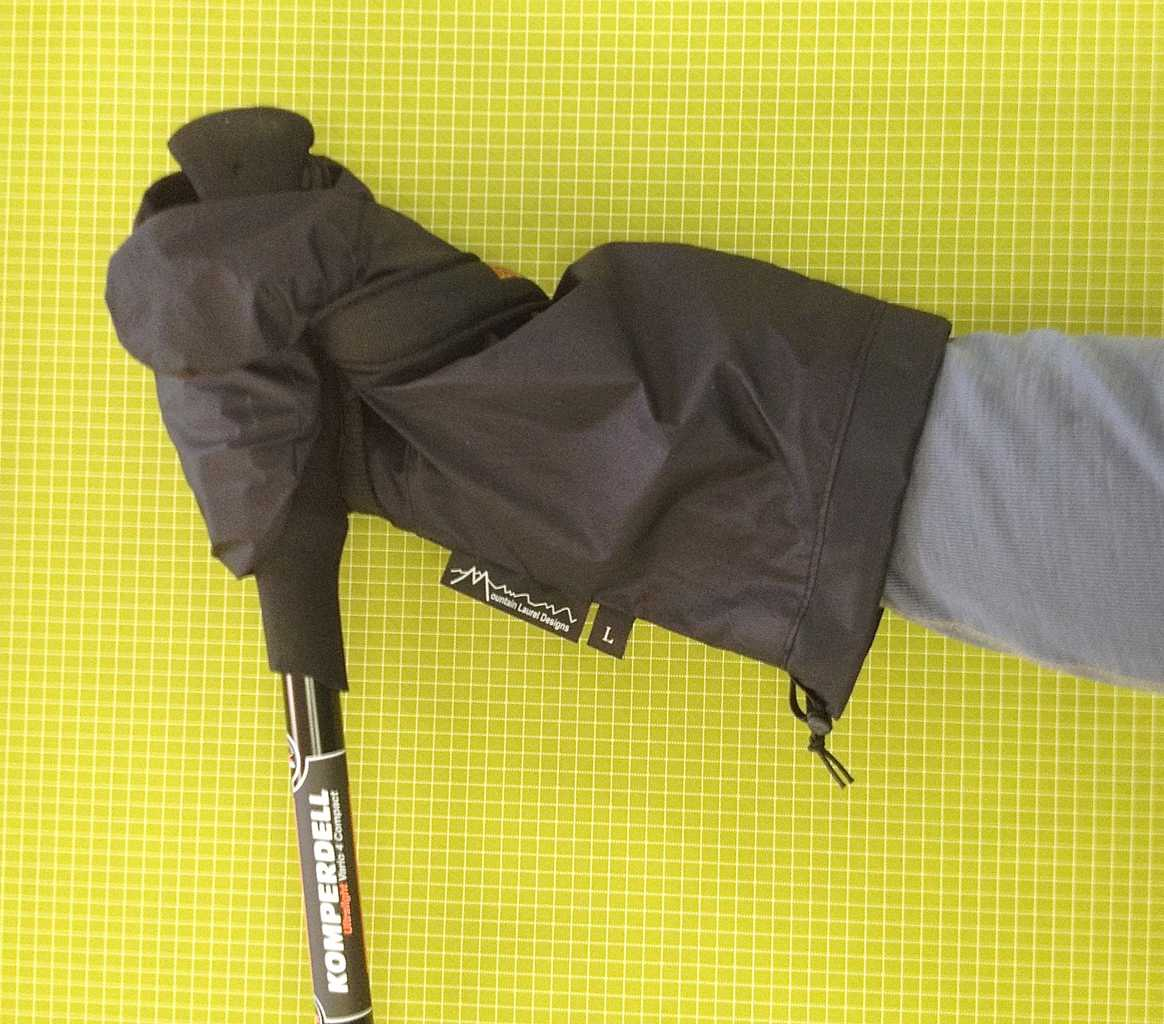 Ultralight Mitts and Gaiters: