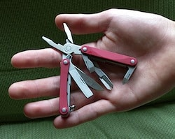 Leatherman 'Squirt':
