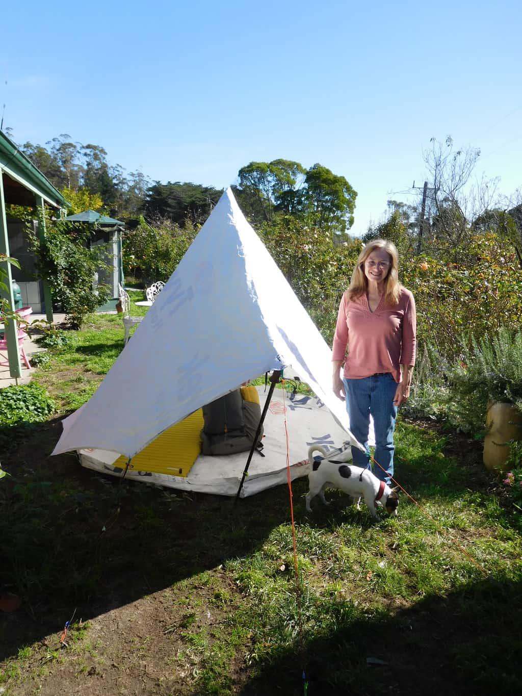 Tyvek Tent Designs