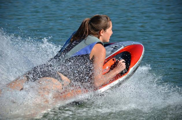Kymera Jet Powered Body Board