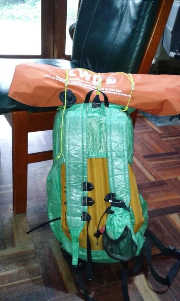 Linelok Pack Tie Downs: 7 grams