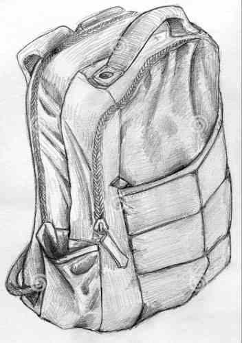hand-drawn-backpack-pencil-sketch-two-zippers-two-external-pockets-41739967
