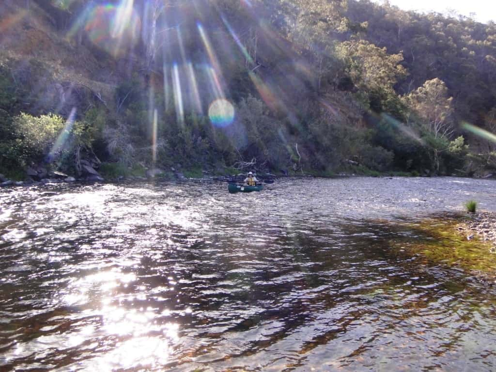 Wonnangatta: Hut Creek to Waterford Bridge