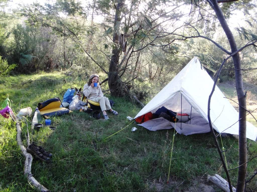 Wonnangatta: Waterford to Angusvale Day One: