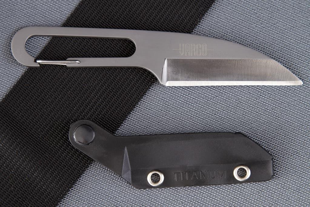 Vargo Titanium Knives: