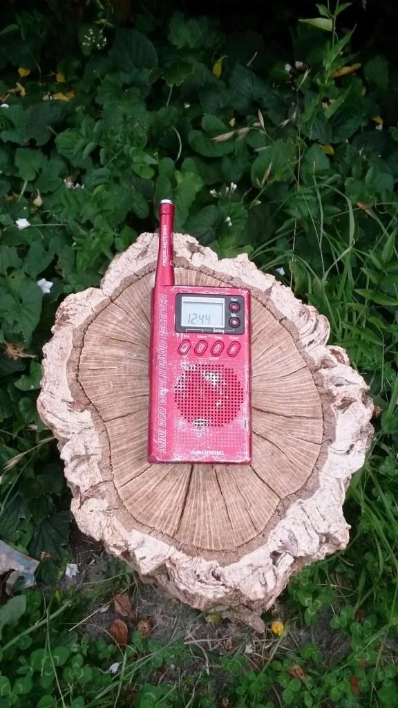 Backcountry Radio:
