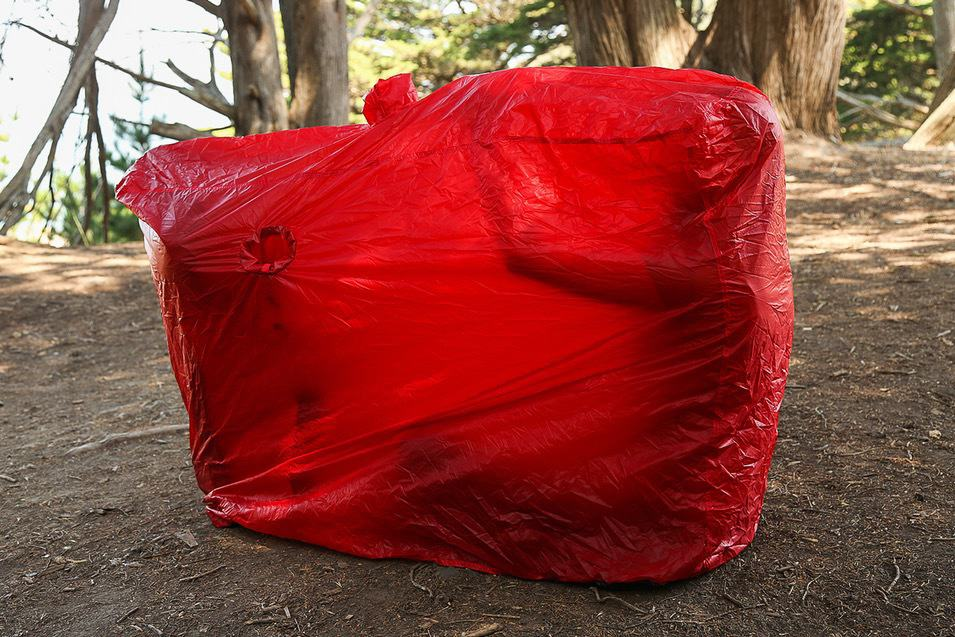 New Ultralight Survival Shelter: