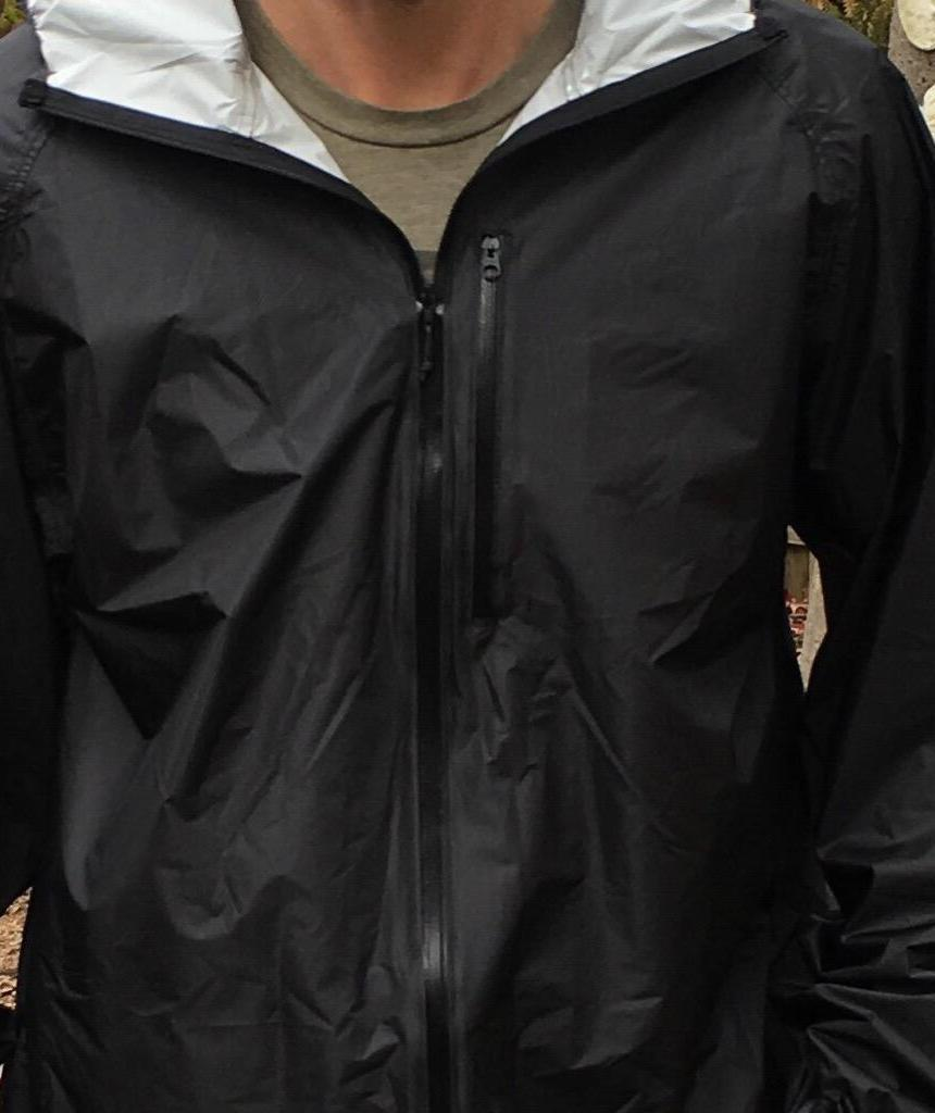 Ultralight Rain Jackets: