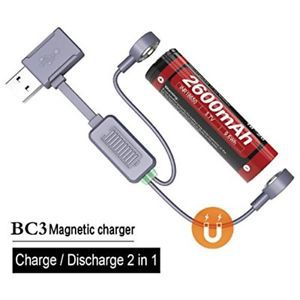 Universal Magnetic USB Charger
