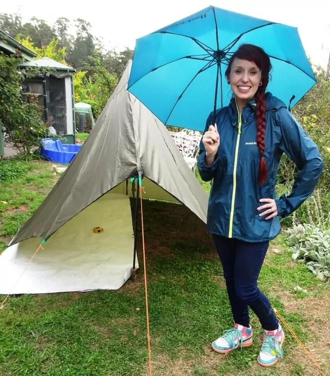 Ultralight Rain Gear