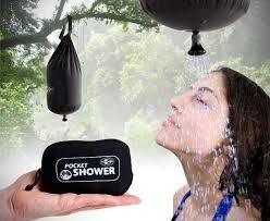 Ultralight Camp Shower