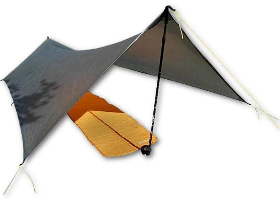 How Light Can a Tent Be