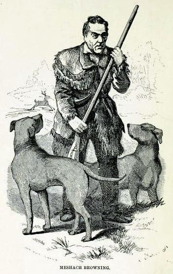 Whitetail Hunting in 1810:
