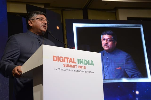 Digital India Summit 2015
