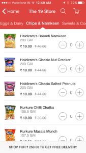 PepperTap App coupons