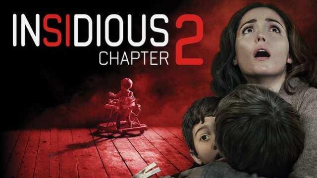 Insidious Chapter 2 Netflix