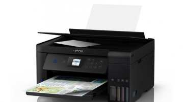 Epson takes the Inkjet printer market lead with 54% share in 2017